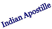 Indian Apostille